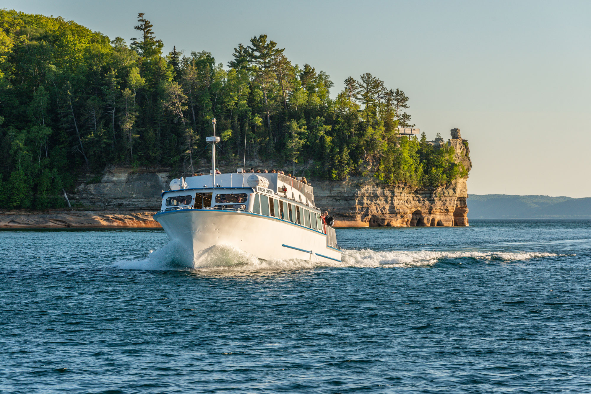 Pictured Rocks Classic Cruise